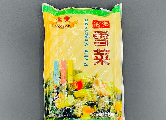 康乐家乡雪菜 168g HR Pickle Vegetable