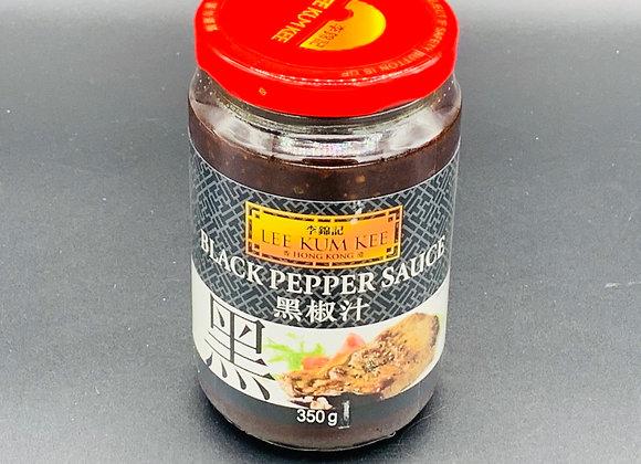李锦记黑椒汁350g LKK Black Pepper Sauce