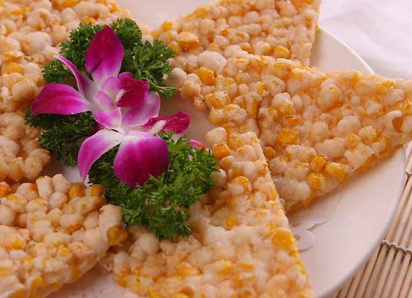 玉米烙 Sweetcorn Pancake