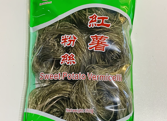 东亚红薯粉丝圈 350g EA Sweet Potato Vermicelli Round