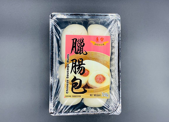 康乐腊肠包 240g Honor Chinese Sausage buns