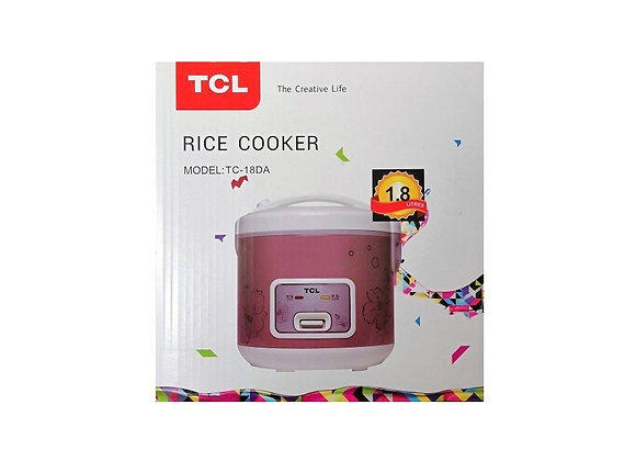 TCL电饭煲 1.8Litres/700W TCL Rice Cooker