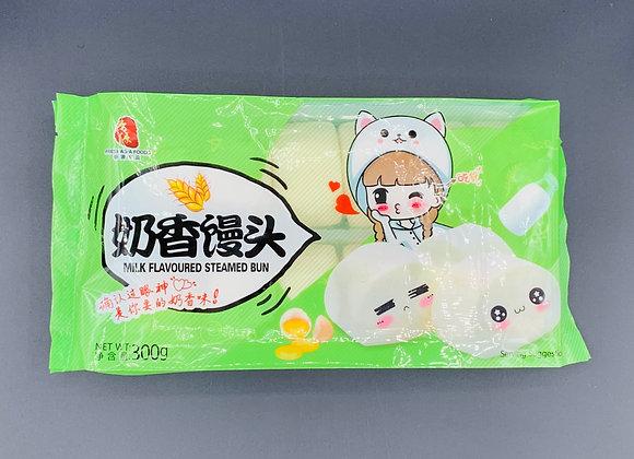 香源奶香小馒头 300g Freshasia Steamed Chinese Bun(Milk)