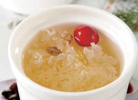 红枣银耳羹 Red Dates and Tremella Dessert Soup