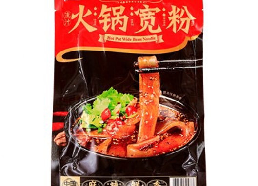 与美流汁火锅宽粉 265g YM Hot Pot Wide Bean Noodles