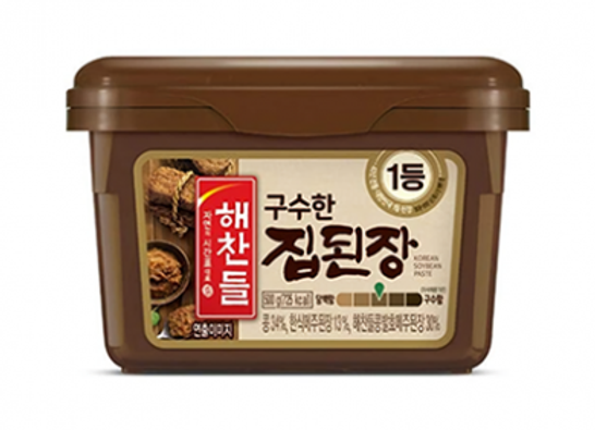 韩国大酱500g Haechandle Soybean Paste