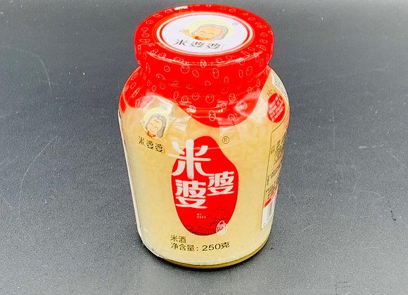 米婆婆甜香酒酿250g MPP Sweet Rice Drink