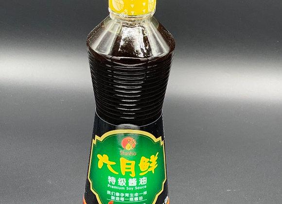 六月鲜特级酱油 500ml SH Soy Sauce