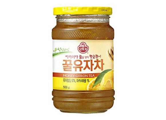 韩国蜂蜜柚子茶 500g Ottogi Korean Citron Tea