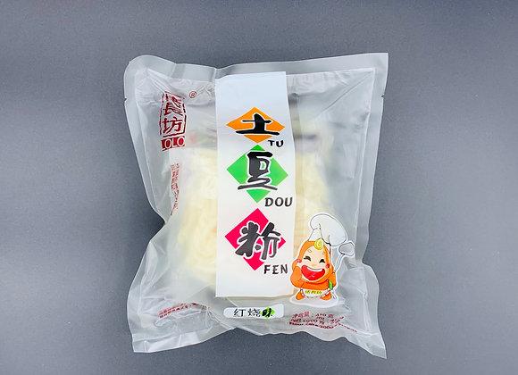 佬长坊土豆粉-红烧味450g LCF Potato Noodle Soy Sauce Flavour