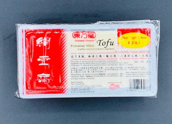 东方龙绢豆腐 350克 OD Silken Tofu ,买2送1 use code:3for2