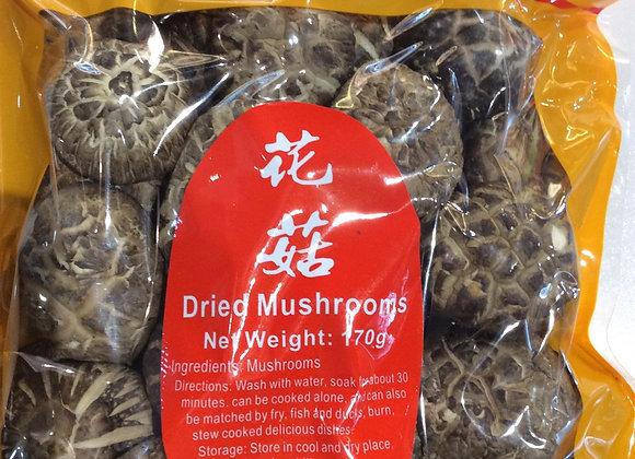 东亚花菇 170g EA Mushroom(4-5cm)