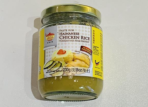 田师傅海南鸡饭酱料 230g TG Hainanese Chicken Rice Paste