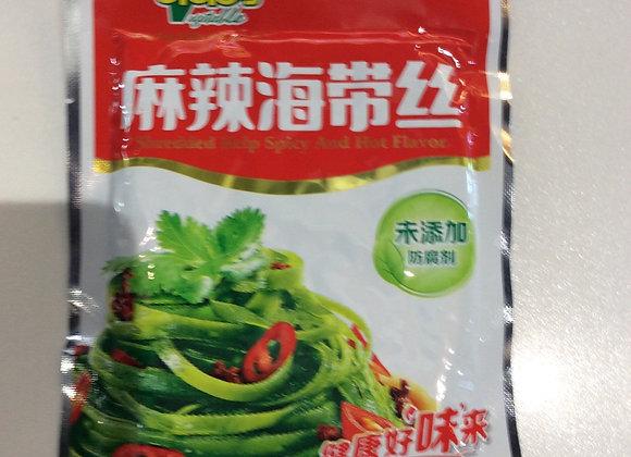 味聚特麻辣海带丝 80g WJT Shredded Kelp Spicy & Hot Flavour