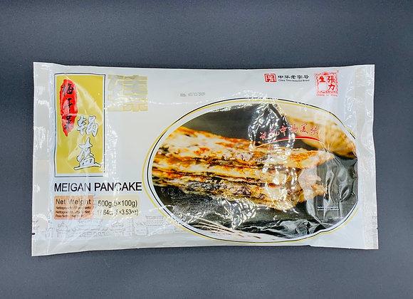 张力生梅干菜锅盔 500g Chang Li Sheng Meigan Pancake
