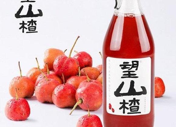 好望水气泡果汁-望山楂300ml HWS Juice Drink-Hawthorn