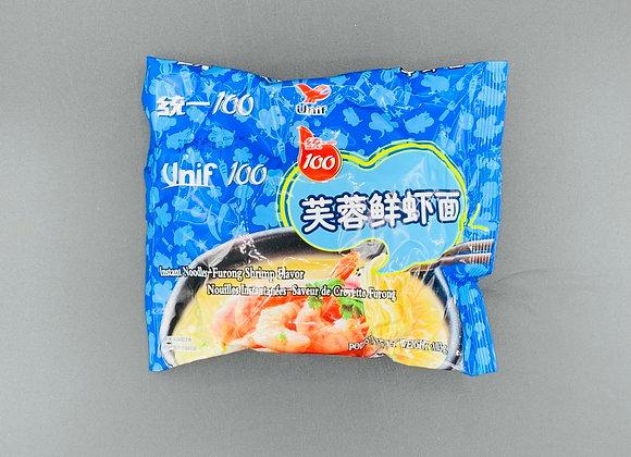 统一芙蓉鲜虾面 103g Unif 100 Instant Noodle-Furong Shrimp