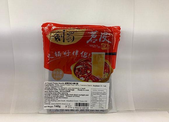 剑蜀苕皮火锅川粉 140g JS Sweet Potato Noodle