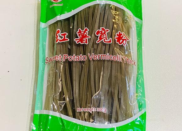东亚红薯宽粉 5mm 300g EA Sweet Potato Vermicelli(Thick)