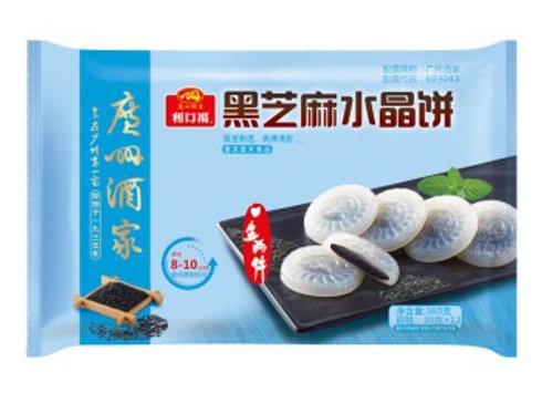 广州酒家黑芝麻水晶饼