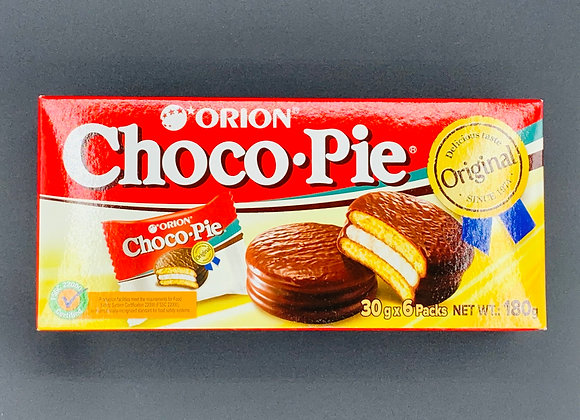 Orion巧克力派6×30g Orion Choco Pie(6)