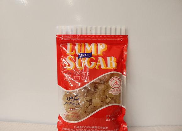 正丰水晶黄冰糖粒 400g ZF Lump Sugar
