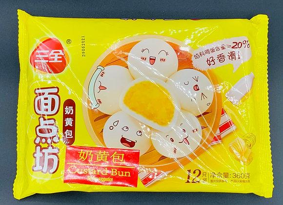 三全奶黄包360g SQ Custard Bun