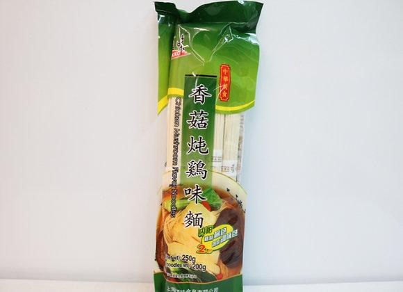 顶味香菇炖鸡面 250g NK Chicken Mushroom Noodle