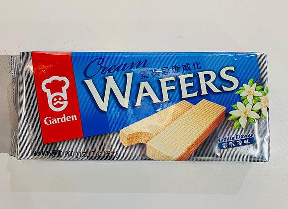嘉顿香草味威化饼 200g Garden Cream Wafer Vanilla