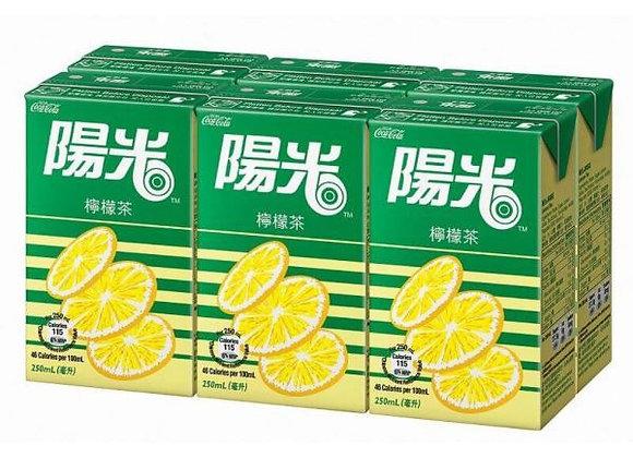 阳光柠檬茶 6x250ml Hi-C Lemon Tea