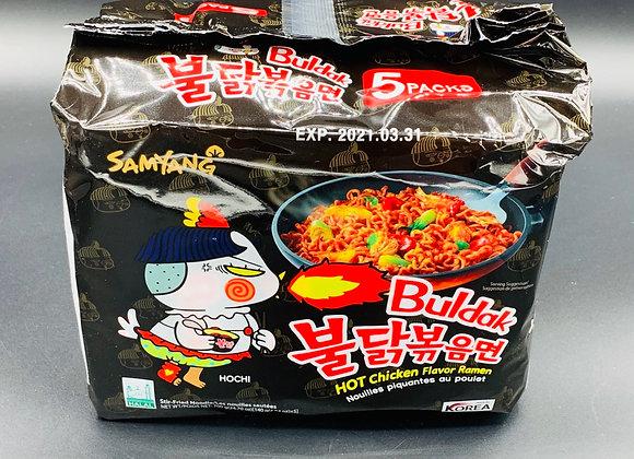 三养火鸡面5×140g Samyang Hot Chicken Ramen Multi