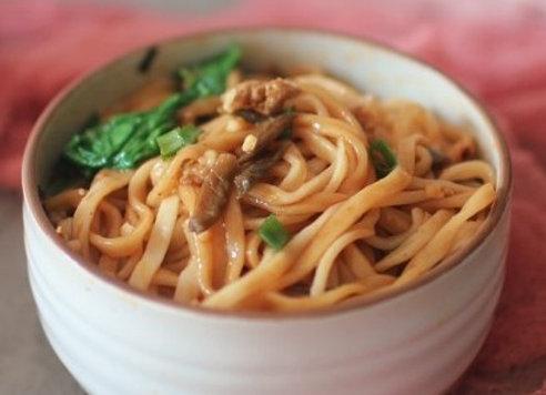 担担面 Spicy Dan Dan Noodle