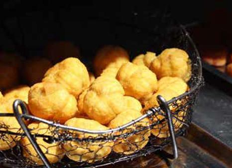 炸元宵 Fried Crispy Glutinous Dumplings