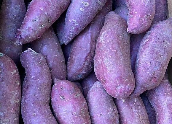 紫薯 500g Purple Sweet Potato