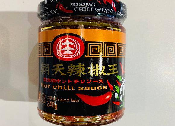 十全朝天辣椒王 240g SQ Hot Chilli Sauce