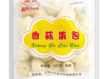 南翔香菇菜包 825g Nanxiang Pak Choi & Mushroom Bun