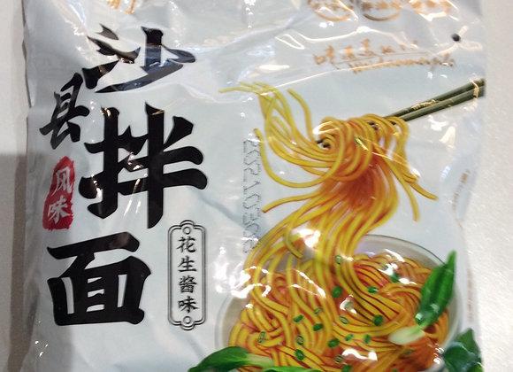 清士沙县拌面-花生酱味 120g Qingshi Peanut Sauce Noodles