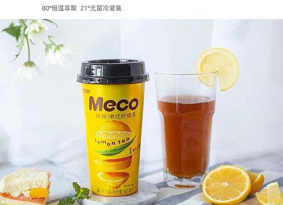 蜜谷港式柠檬茶 400ml Meco Lemon Tea