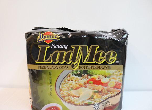 IBUMIE胡椒辣面 5x75g Ibumie Penang Ladmee Hot Pepper