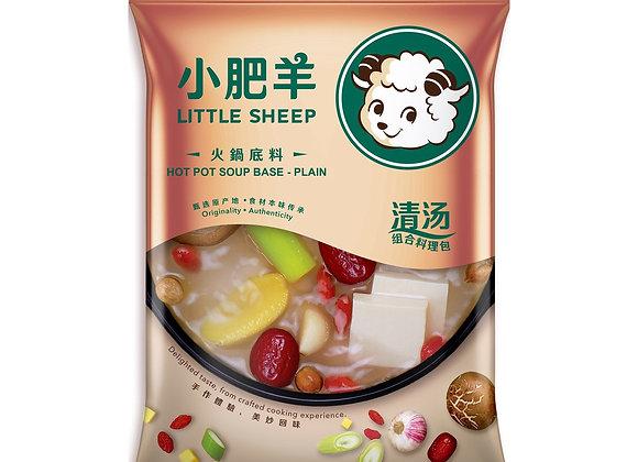 小肥羊火锅底料-清汤 LS hotpot soup base-plain