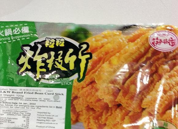 筷来筷往炸枝竹 120g KLKW Fried Bean Curd Stick