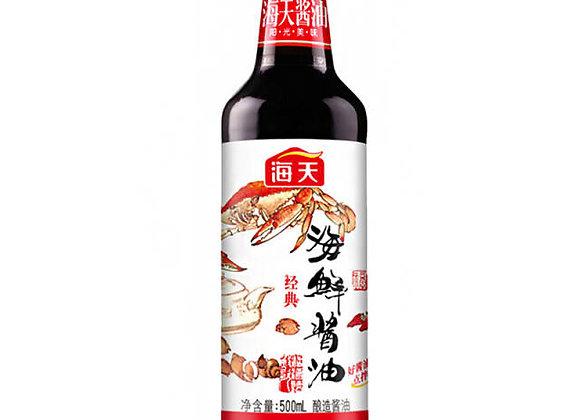 海天海鲜酱油 500ml HT Tasty Seafood Flavour Soy Sauce