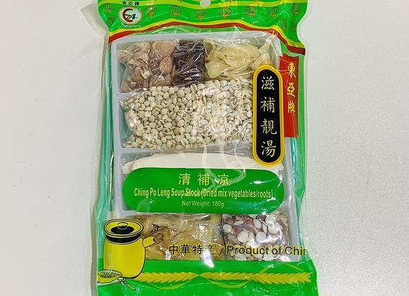 东亚清补凉 180g EA Herbal Soup Stock(Ching Po Leng)