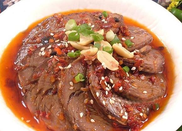 美极泡牛展 Tasty Beef Shin Slice in Meggie Sauce