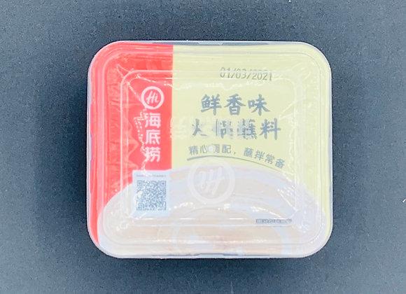 海底捞火锅蘸料-鲜香味140g HDL Hotpot Dipping Sauce-Delicious