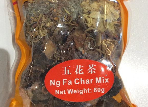 东亚五花茶 80g EA Ng Far Cha Soup Stock