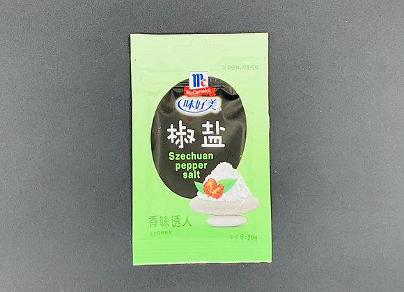 味好美椒盐20g MC Sichuan Pepper & Salt