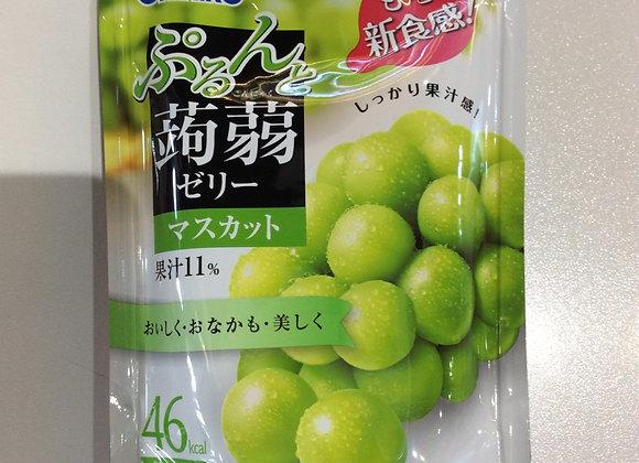 欧力喜乐果冻-青提味 130g Orihiro Jelly Drink-Muscat Flavor