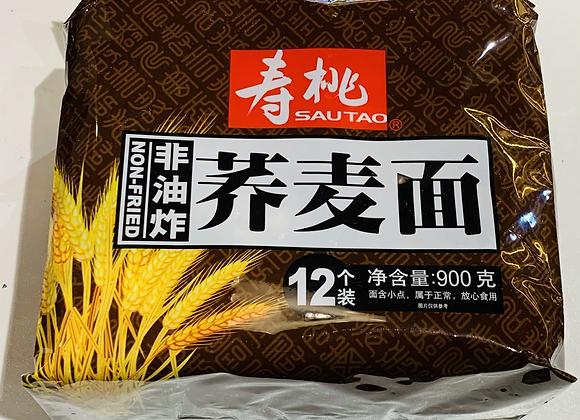 寿桃牌荞麦面 900g Sautao Buckwheat Noodle