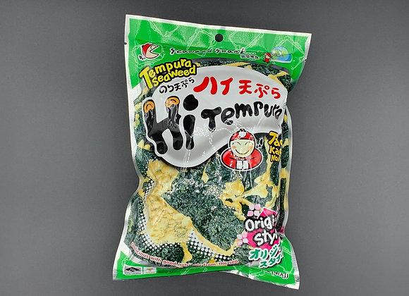 小老板紫菜-天妇罗原味 40g Taokaenoi Tempura Seaweed Original